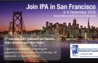 2016 Pre-Congress Workshops IPA International Congress San Francisco