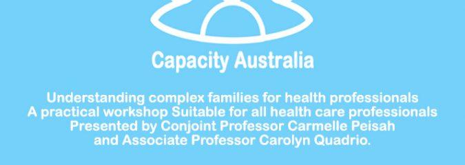 Understanding complex families for health professionals